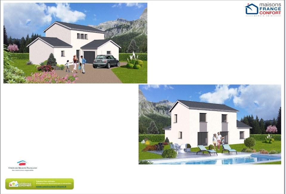 Maisons + Terrains du constructeur MAISONS FRANCE CONFORT • 94 m² • VOIRON