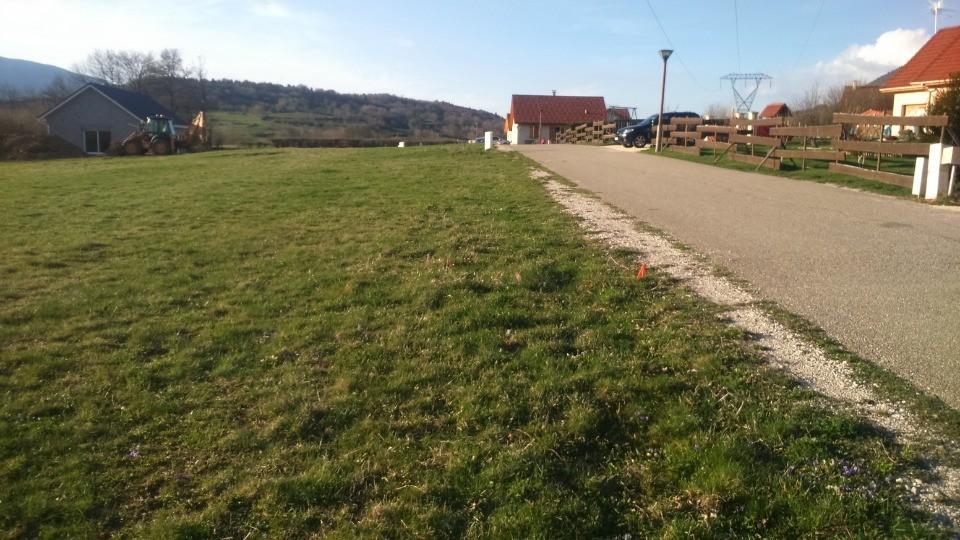 Terrains du constructeur MAISONS FRANCE CONFORT • 800 m² • VILLARD SAINT CHRISTOPHE