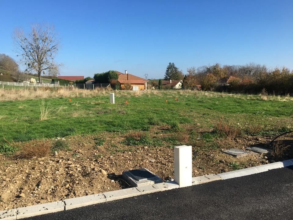 Terrains du constructeur MAISONS FRANCE CONFORT • 572 m² • BELMONT