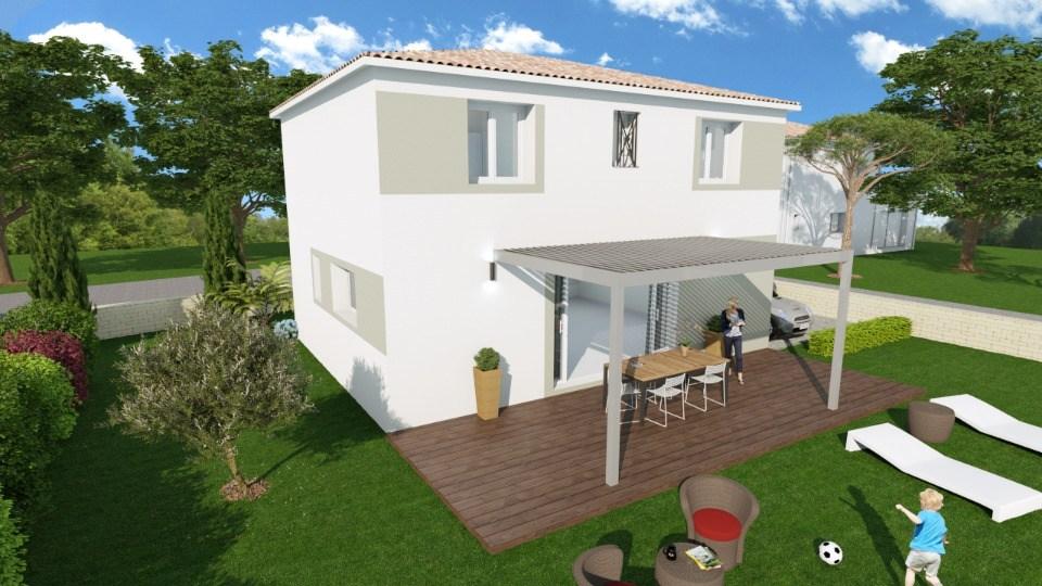 Terrains du constructeur MAISONS FRANCE CONFORT • 439 m² • SAINT AYGULF