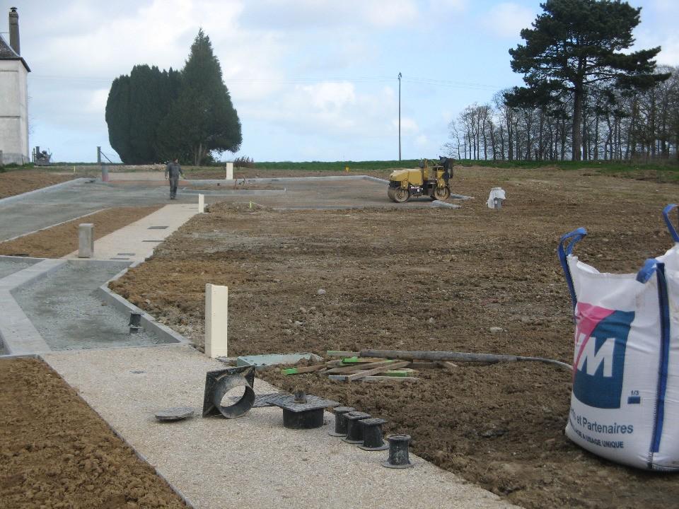 Terrains du constructeur MAISONS FRANCE CONFORT • 700 m² • BOLLEVILLE