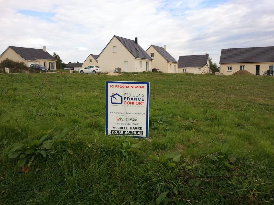 Terrains du constructeur MAISONS FRANCE CONFORT • 600 m² • BOLBEC