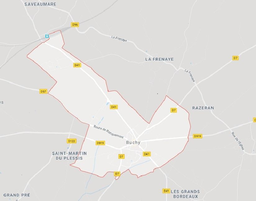 Terrains du constructeur MAISONS FRANCE CONFORT • 467 m² • BUCHY