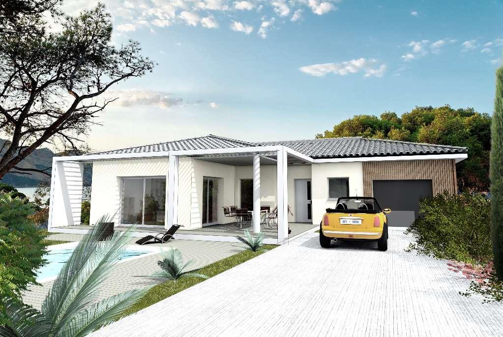 Maisons du constructeur VILLAS INDIVIDUELLES LA PROVENCALE • 110 m² • BOUC BEL AIR