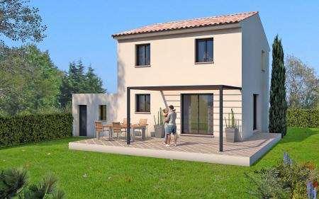 Maisons du constructeur VILLAS LA PROVENCALE • 94 m² • BELLEGARDE