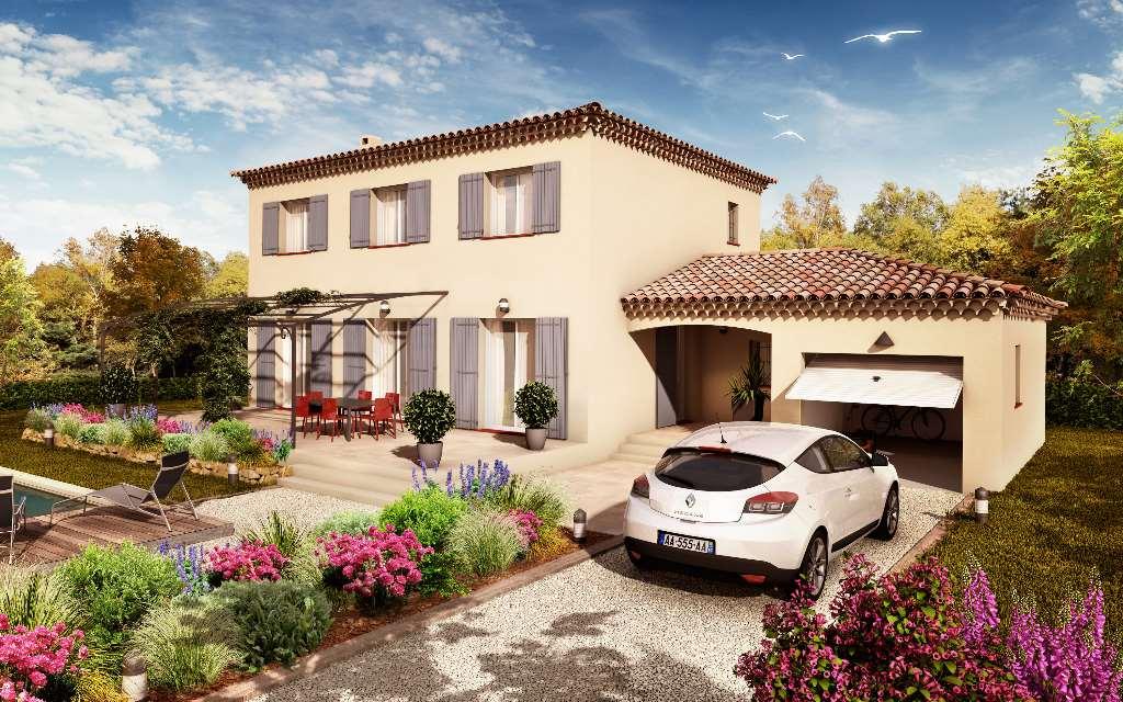 Maisons du constructeur VILLAS INDIVIDUELLES LA PROVENCALE • 116 m² • BOUC BEL AIR