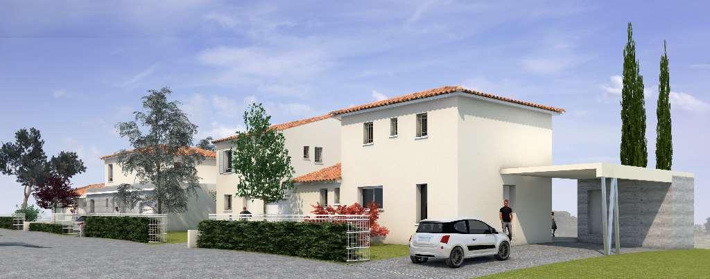 Maisons du constructeur VILLAS LA PROVENCALE • 90 m² • BELLEGARDE