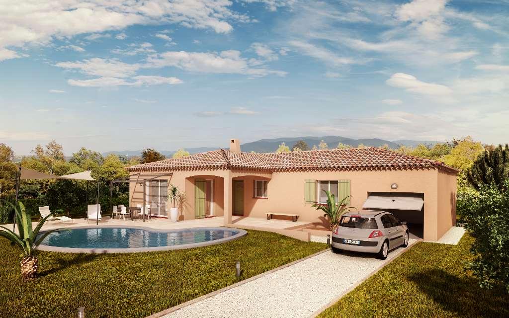 Terrains du constructeur VILLAS LA PROVENCALE • 950 m² • VENTABREN