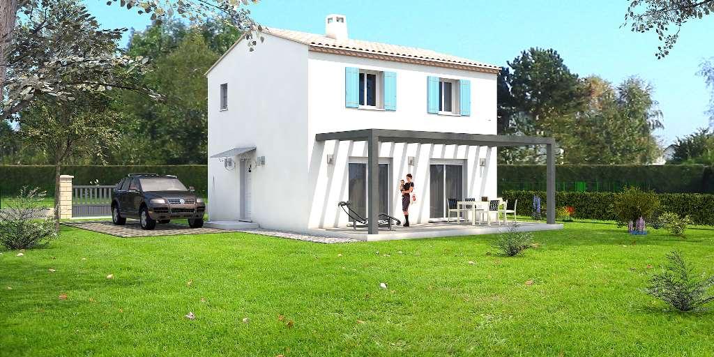 Maisons du constructeur VILLAS INDIVIDUELLES LA PROVENCALE • 94 m² • LA BOUILLADISSE