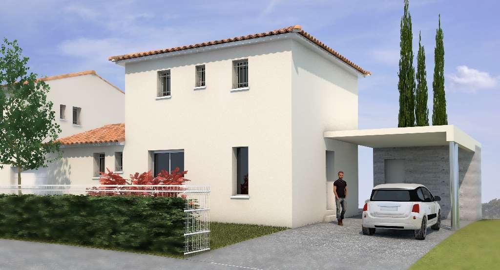 Maisons du constructeur VILLAS LA PROVENCALE • 92 m² • BELLEGARDE