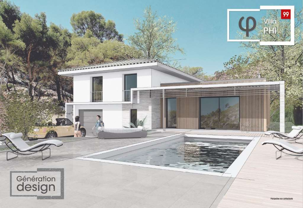 Terrains du constructeur VILLAS LA PROVENCALE • 864 m² • LA BOUILLADISSE