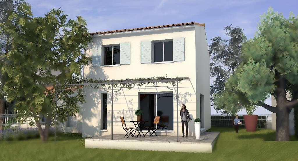 Maisons du constructeur VILLAS LA PROVENCALE • 94 m² • SAINT MARTIN DE CRAU