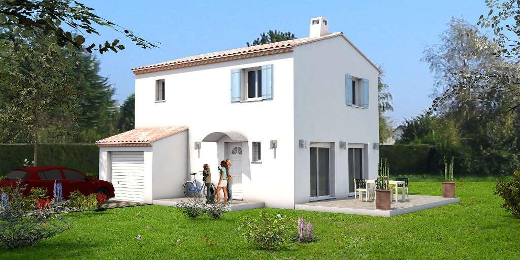 Maisons du constructeur VILLAS LA PROVENCALE • 90 m² • RAPHELE LES ARLES
