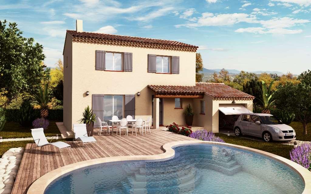 Maisons du constructeur VILLAS LA PROVENCALE • 80 m² • GREASQUE