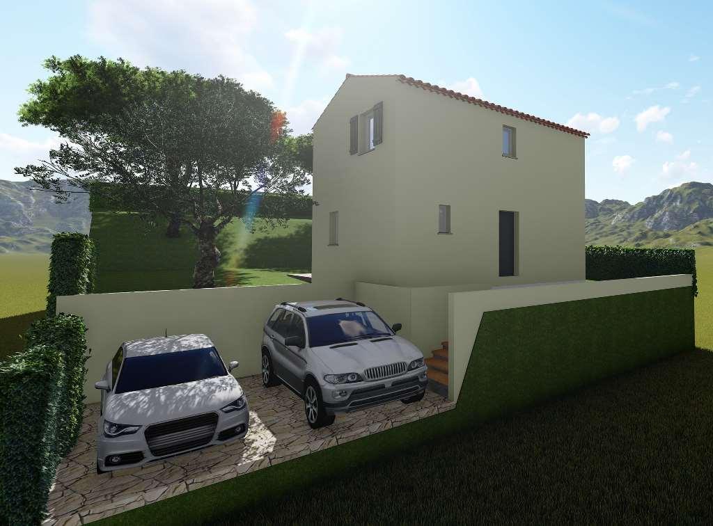 Terrains du constructeur VILLAS LA PROVENCALE • 600 m² • PEYPIN