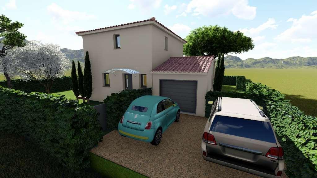 Terrains du constructeur VILLAS LA PROVENCALE • 500 m² • GREASQUE
