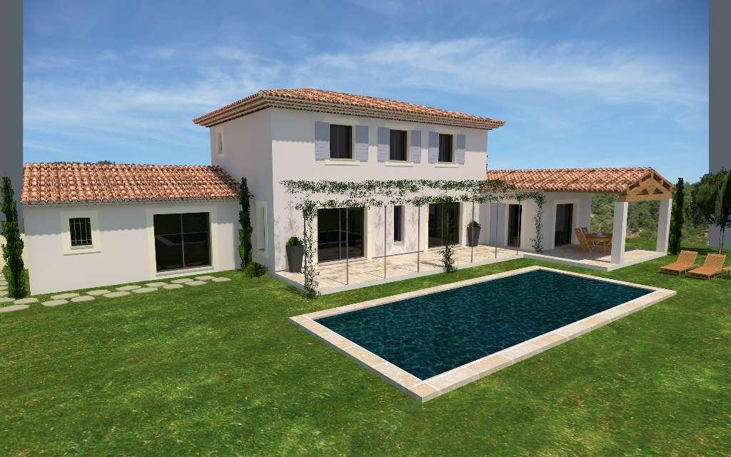 Maisons du constructeur VILLAS LA PROVENCALE • 95 m² • MAILLANE