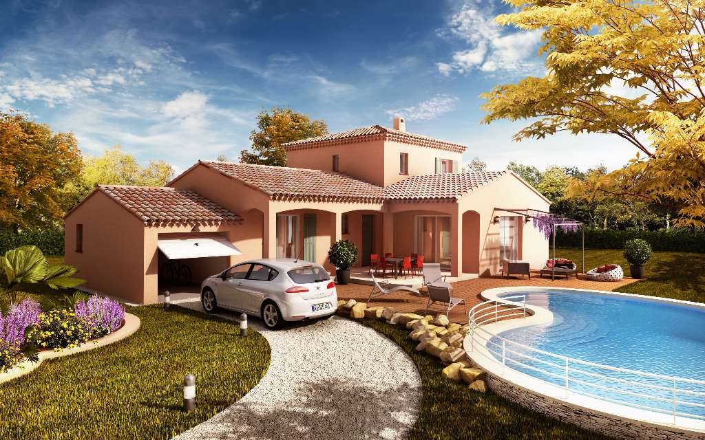 Maisons du constructeur VILLAS LA PROVENCALE • 130 m² • RAPHELE LES ARLES