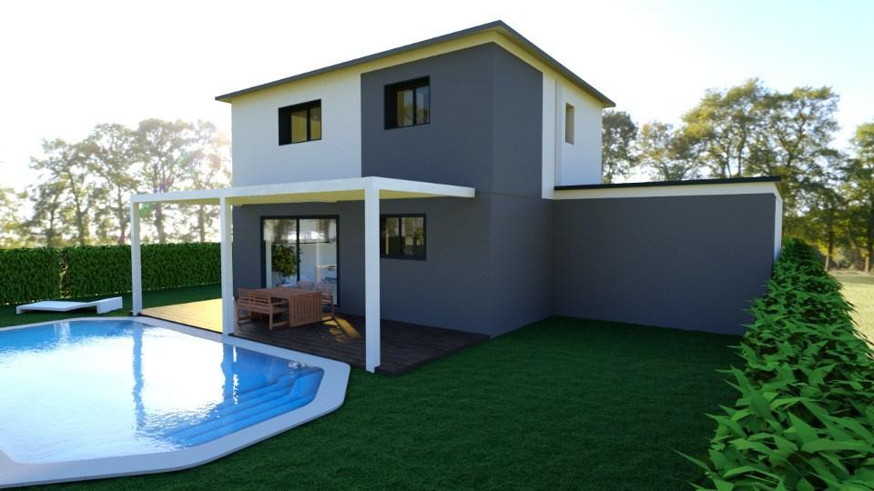 Maisons + Terrains du constructeur MAISONS FRANCE CONFORT • 100 m² • AUGNAX