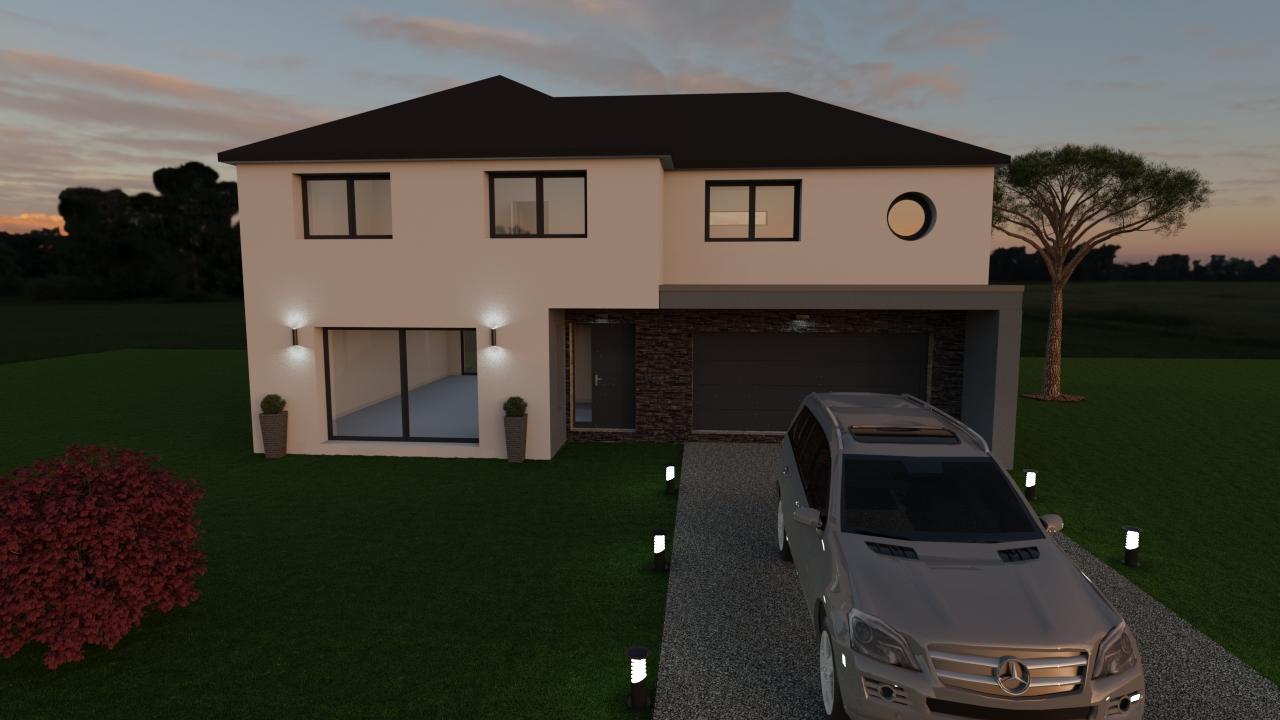 Maisons du constructeur LES MAISONS BARBEY MAILLARD • 150 m² • POMPONNE