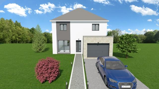 Maisons du constructeur LES MAISONS BARBEY MAILLARD • 130 m² • SAINT GERMAIN SUR MORIN