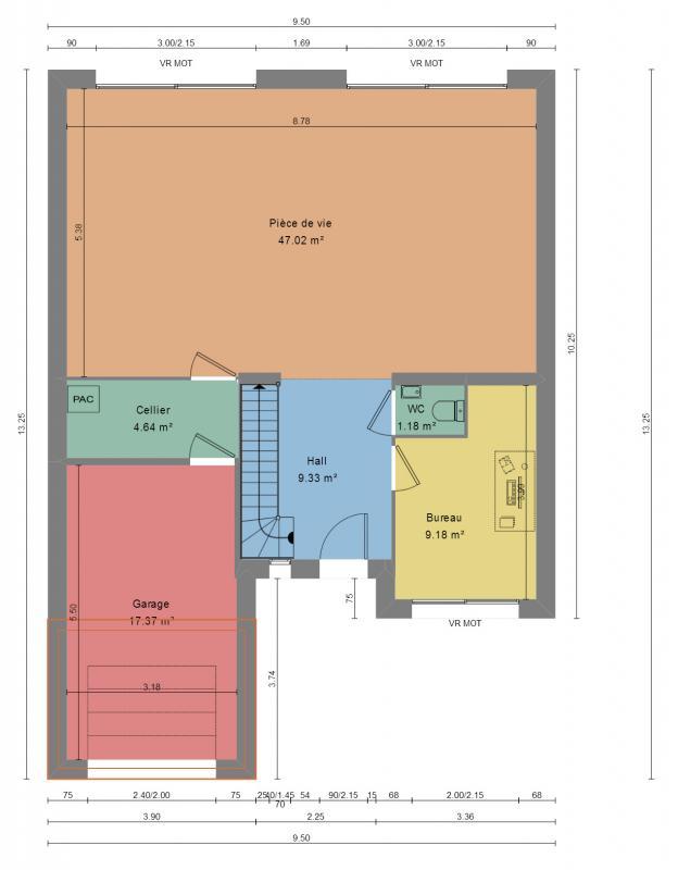 Maisons du constructeur LES MAISONS BARBEY MAILLARD • 150 m² • SAINT GERMAIN SUR MORIN