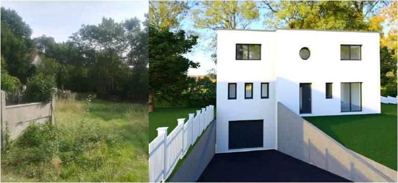 Maisons du constructeur LES MAISONS BARBEY MAILLARD • 151 m² • COMBS LA VILLE