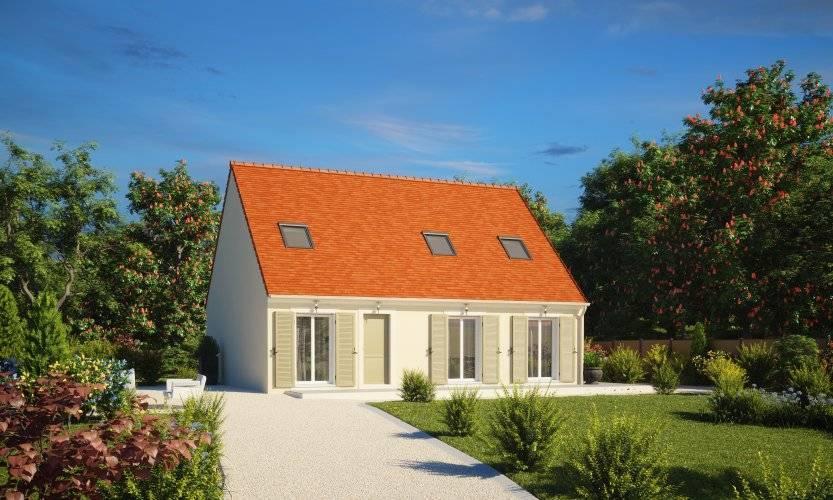 Maisons du constructeur MAISONS PIERRE • 115 m² • FONTENAY LES BRIIS
