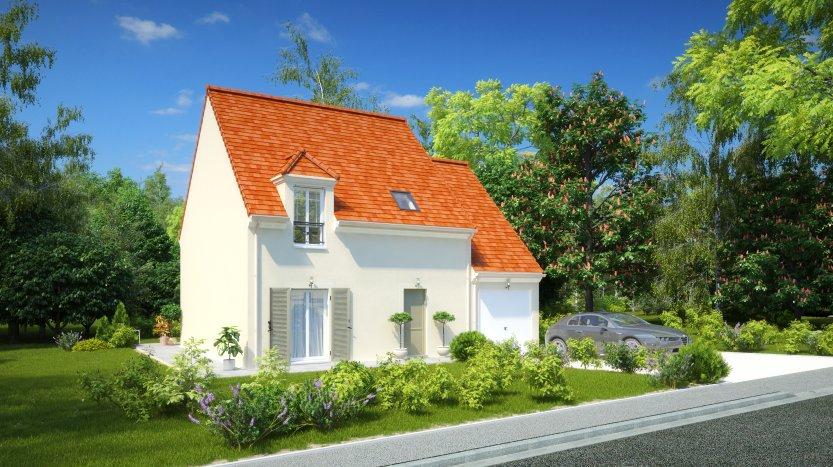 Maisons du constructeur MAISONS PIERRE • 94 m² • LONGJUMEAU