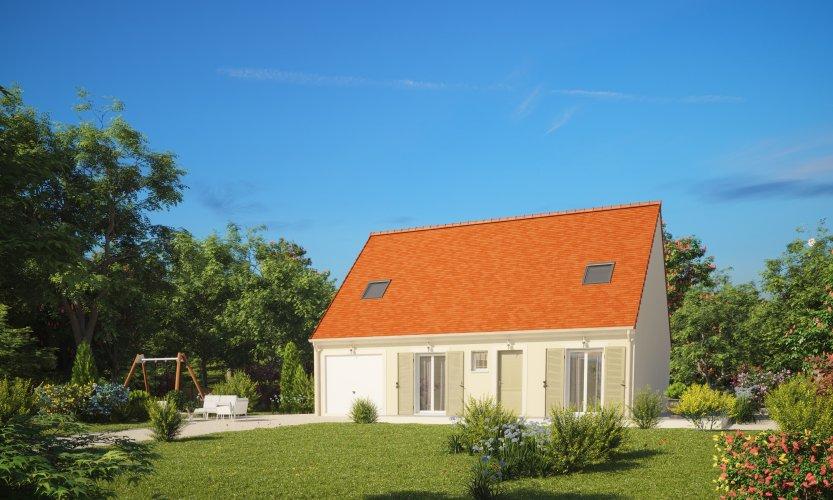 Maisons du constructeur MAISONS PIERRE • 109 m² • RAMBOUILLET