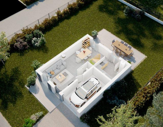 Maisons du constructeur MAISONS PIERRE • 87 m² • LIMOGES FOURCHES