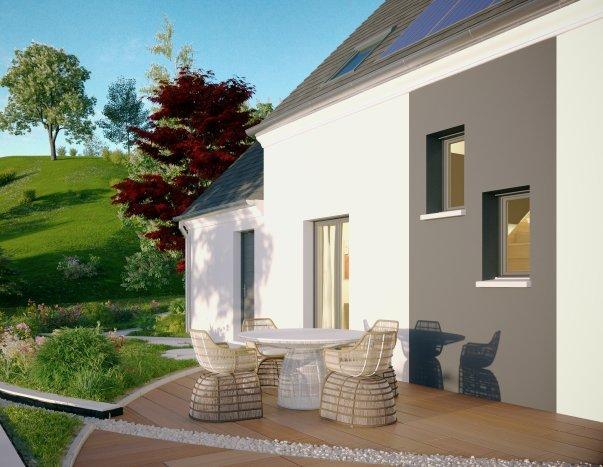 Maisons du constructeur MAISONS PIERRE • 110 m² • LARDY