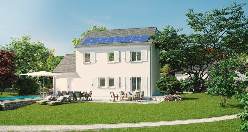 Maisons du constructeur MAISONS PIERRE • 110 m² • LA FERTE GAUCHER