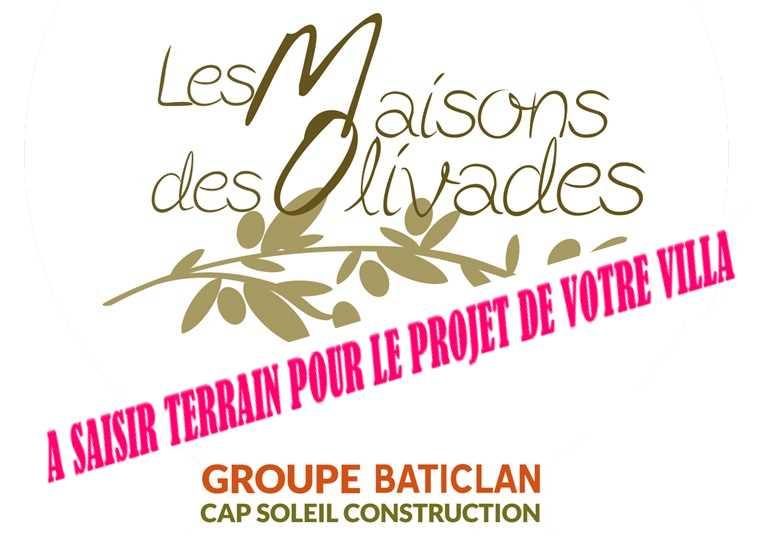 Terrains du constructeur MAISONS OLIVADES • 700 m² • PLAN D'ORGON