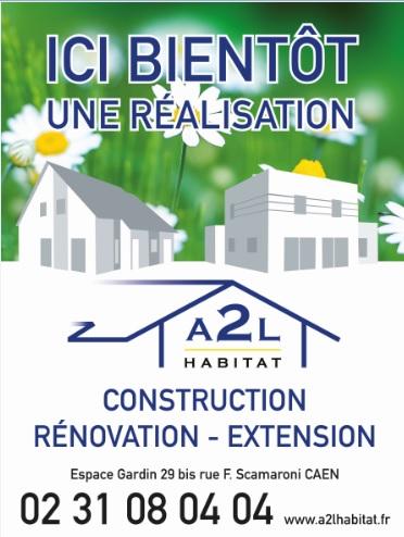 Maisons + Terrains du constructeur A2L HABITAT • 90 m² • SANNERVILLE