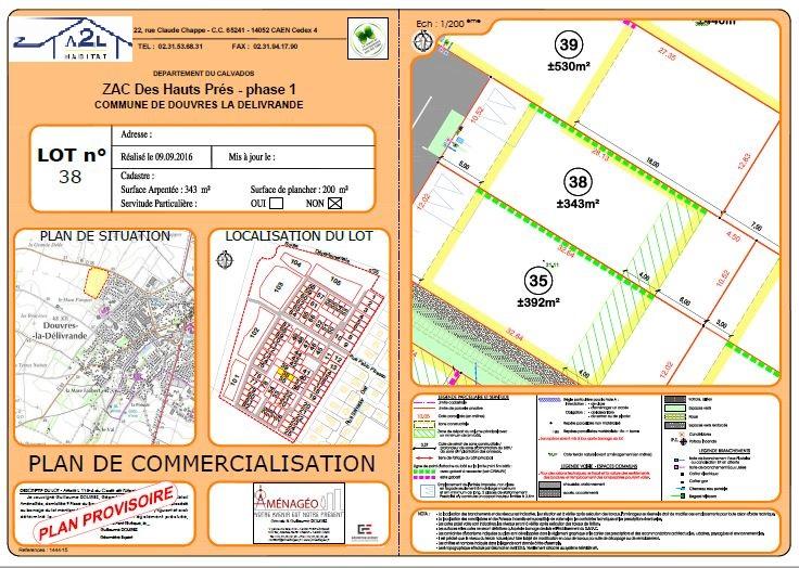 Terrains du constructeur A2L HABITAT • 343 m² • MATHIEU