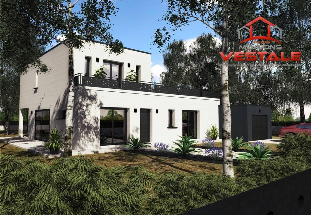Maisons du constructeur MAISONS VESTALE IDF • 130 m² • VALENCE EN BRIE