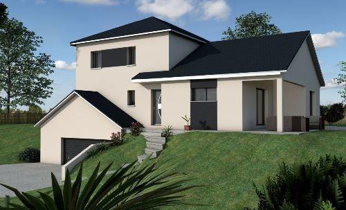 Maisons du constructeur MAISONS VESTALE IDF • 90 m² • CHAMPAGNE SUR SEINE