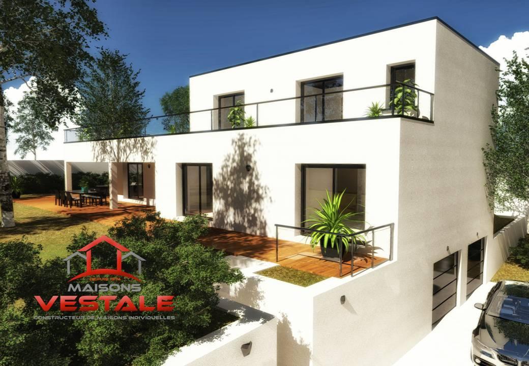 Maisons du constructeur MAISONS VESTALE IDF • 160 m² • VARENNES SUR SEINE