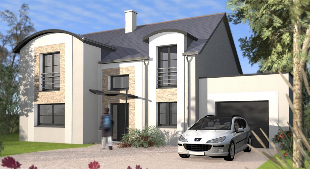 Maisons du constructeur MAISONS VESTALE IDF • 125 m² • LES ECRENNES