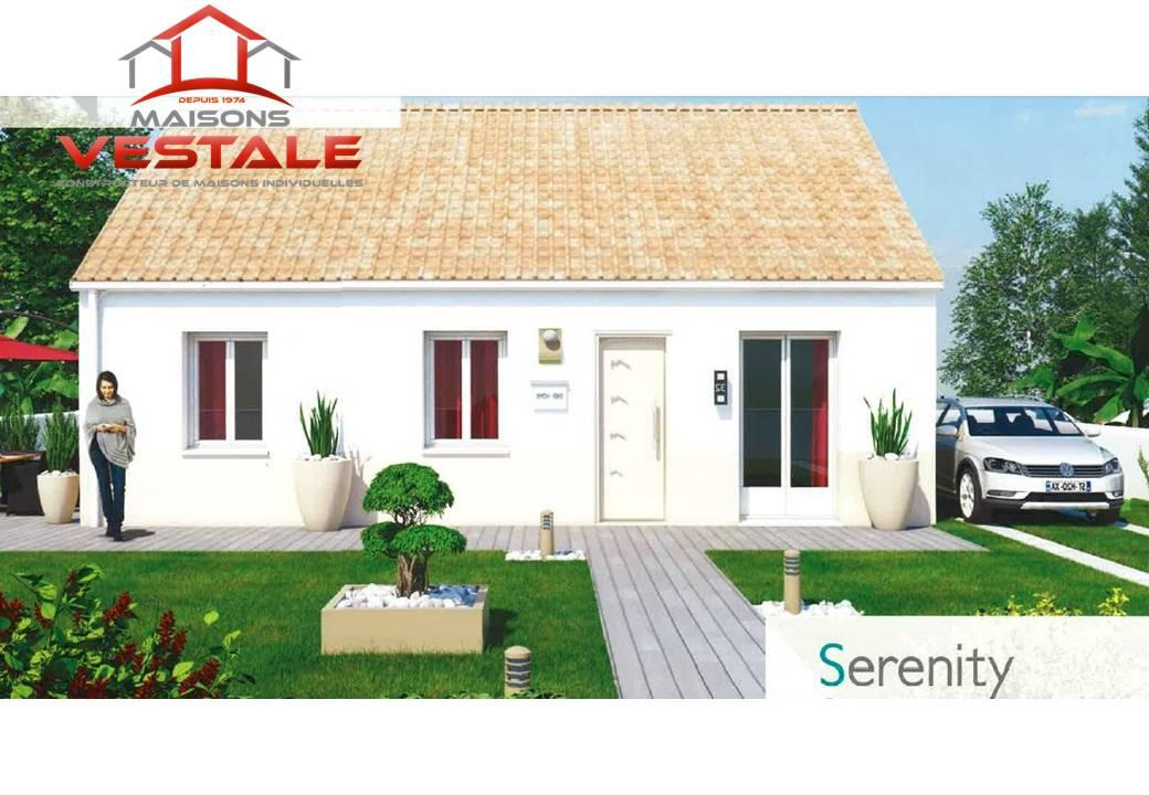 Maisons du constructeur MAISONS VESTALE IDF • 73 m² • VERNOU LA CELLE SUR SEINE