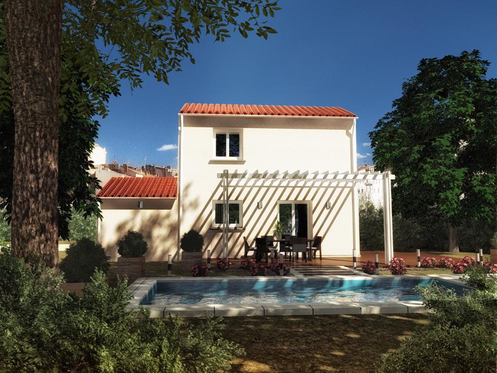 Maisons du constructeur MAISONS VESTALE IDF • 100 m² • HERICY