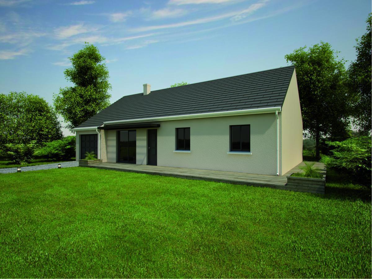 Maisons du constructeur MAISONS VESTALE IDF • 110 m² • CHAMPAGNE SUR SEINE