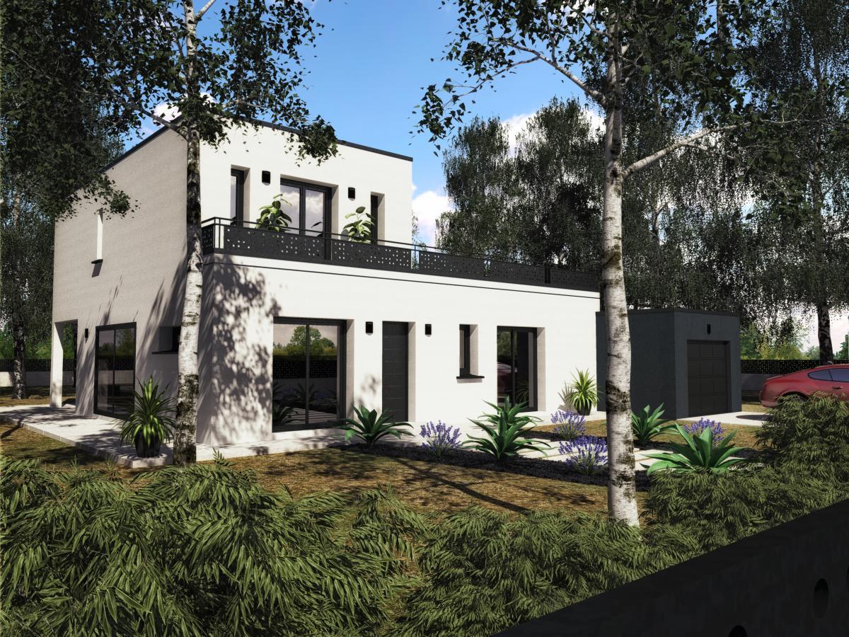 Maisons du constructeur MAISONS VESTALE IDF • 101 m² • VALENCE EN BRIE