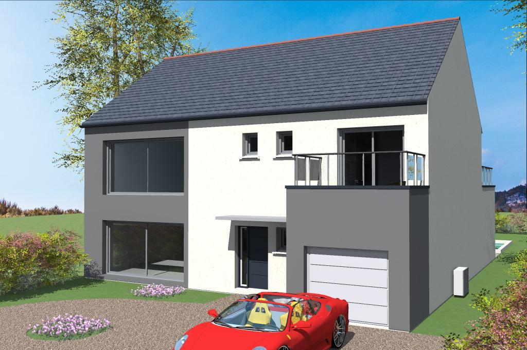 Maisons du constructeur MAISONS VESTALE IDF • 200 m² • TREUZY LEVELAY