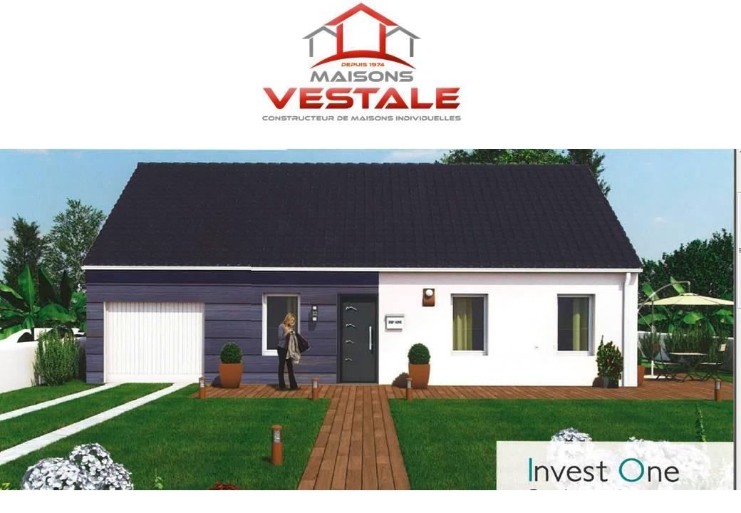 Maisons du constructeur MAISONS VESTALE IDF • 81 m² • VERNOU LA CELLE SUR SEINE