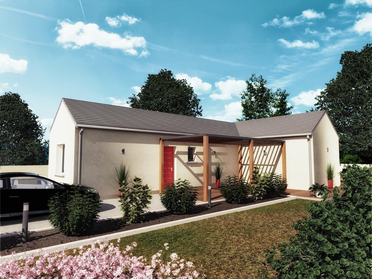 Maisons du constructeur MAISONS VESTALE IDF • 90 m² • SAINT MAMMES
