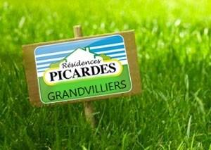 Terrains du constructeur RESIDENCES PICARDES GRANDVILLIERS • 555 m² • GRANDVILLIERS