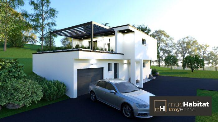Maisons du constructeur MUC HABITAT • 140 m² • HANGENBIETEN