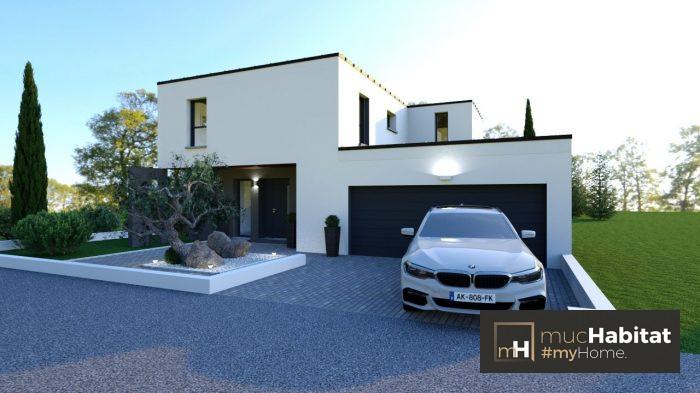 Maisons du constructeur MUC HABITAT • 123 m² • NIEDERSCHAEFFOLSHEIM